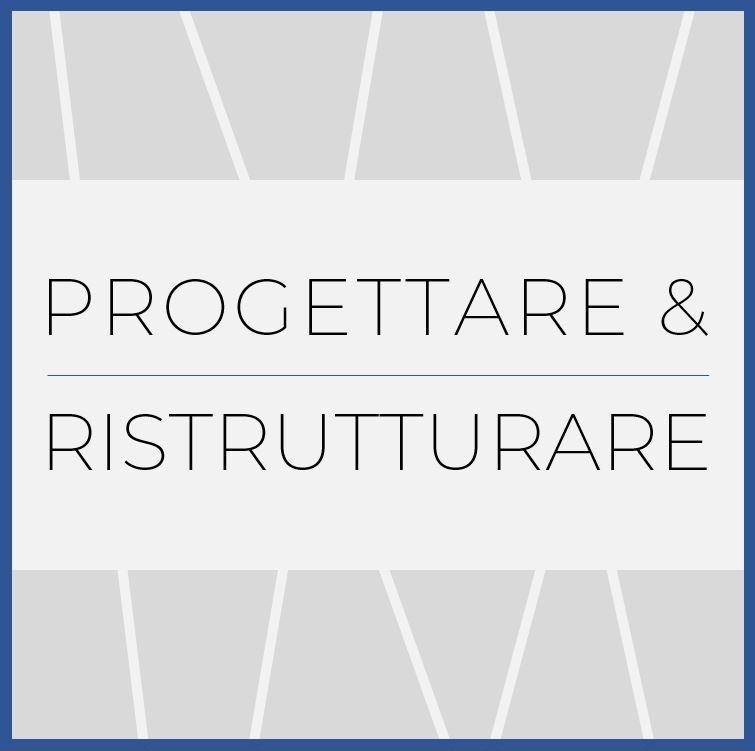Progettare & Ristrutturare